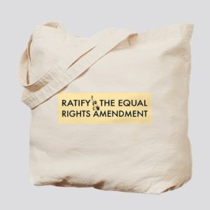 Equal Rights Amendment Tote Bag