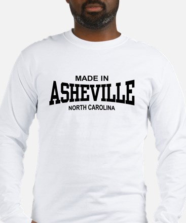 Made In Asheville Long Sleeve T-Shirt