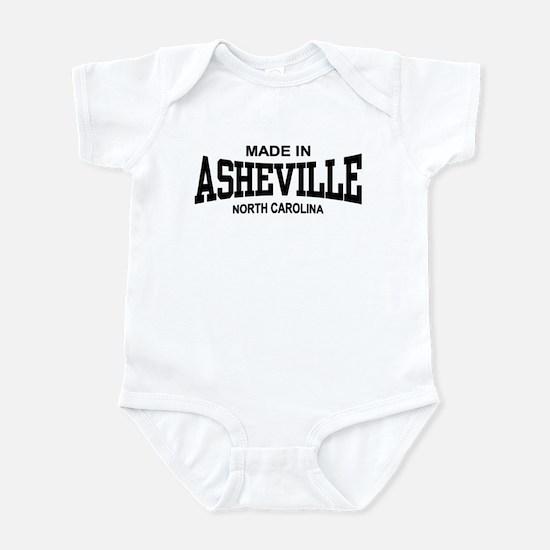 Made In Asheville Infant Bodysuit