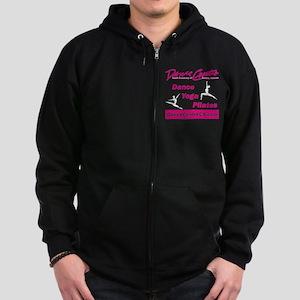 DanceCentre Zip Hoodie (dark)