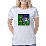 corgi_hula Women's Classic T-Shirt