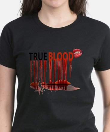 True Blood Real Blood T-Shirt