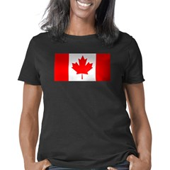 Canadian Flag Women's Classic T-Shirt