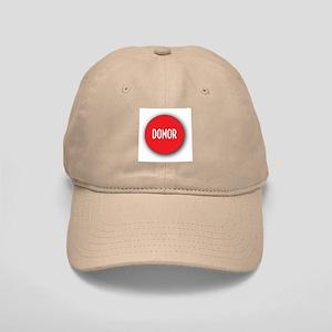 Donor Dot Cap
