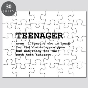 Teenager Puzzle