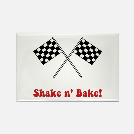 Shake n' Bake Rectangle Magnet (10 pack)