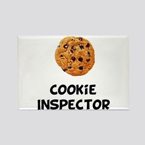 Cookie Inspector Rectangle Magnet (10 pack)