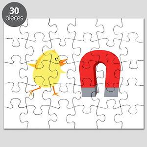 Chick Magnet Puzzle