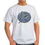 Silver Mockingjay Light T-Shirt