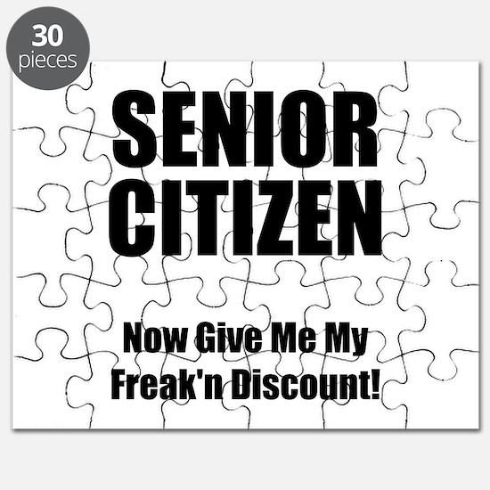 Senior Citizen Puzzle