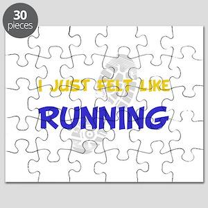 Felt Like Running Puzzle