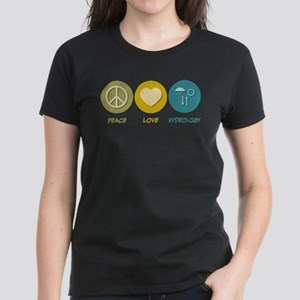 Peace Love Hydrology T-Shirt