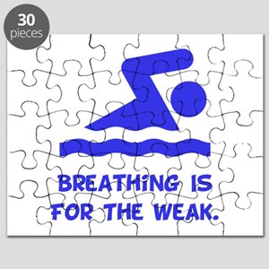Breathing is for the weak! Puzzle