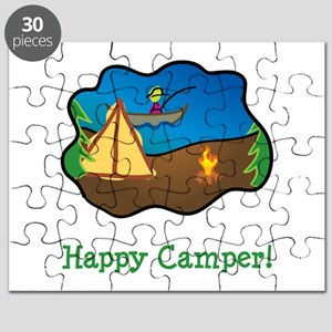 Happy Camper! Puzzle