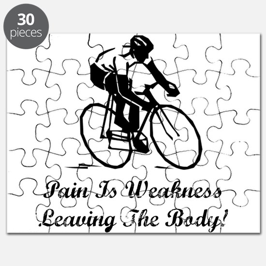 Pain Is Weakness Puzzle