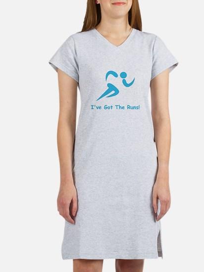 I've Got The Runs! Women's Nightshirt
