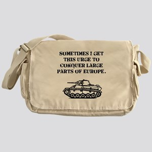 Conquer Europe! Messenger Bag