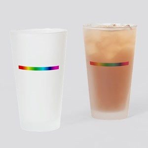 TRUE COLORS Drinking Glass
