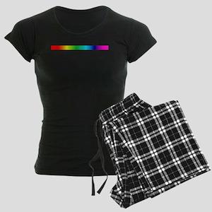 TRUE COLORS Women's Dark Pajamas
