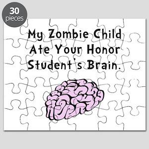 Zombie Child Puzzle