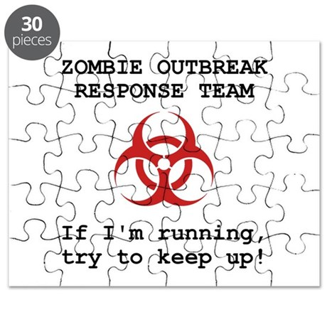 Zombie Response Team Puzzle