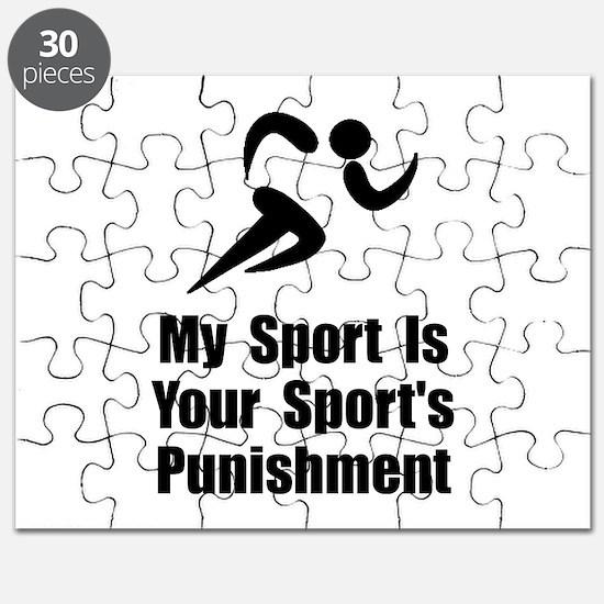 Running Punishment Puzzle
