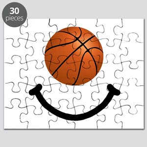 Basketball Smile Puzzle