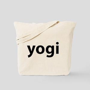 Yogi Tote Bag