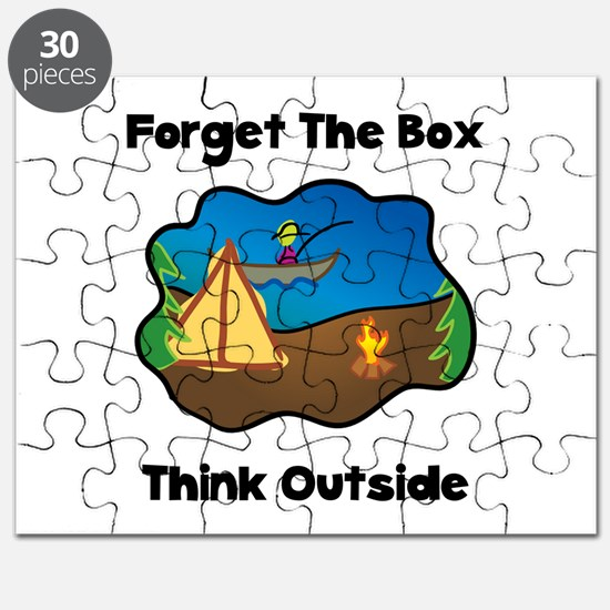 Think Outside Puzzle