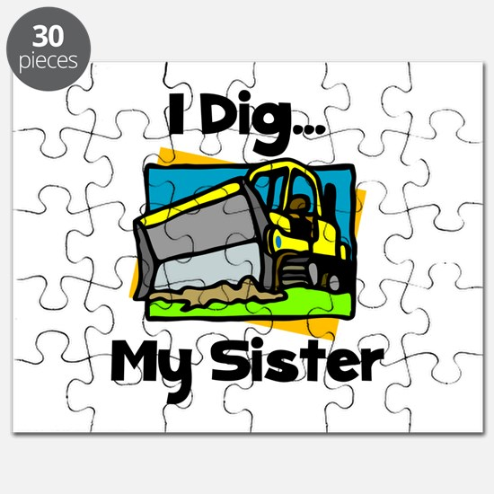 Dig Sister Puzzle