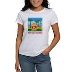 Tropical Vacations Women's T-Shirt