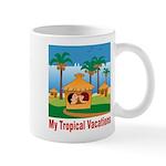 Tropical Vacations Mug