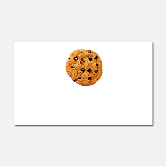 Cookie Inspector Car Magnet 20 x 12