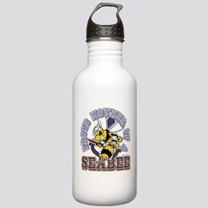 SeaBee Mother t-shirt Stainless Water Bottle 1.0L