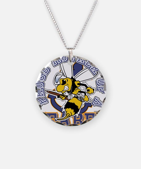 SeaBee Mother t-shirt Necklace