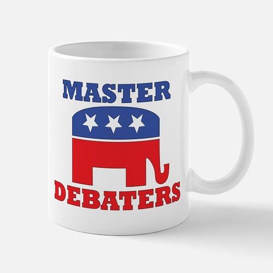 Cute 2012 presidential race Mug
