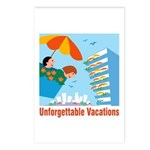 Unforgettable Vacations Postcards (Package of 8)
