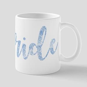 Bride Blue 11 oz Ceramic Mug