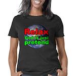 Relax v2 Women's Classic T-Shirt