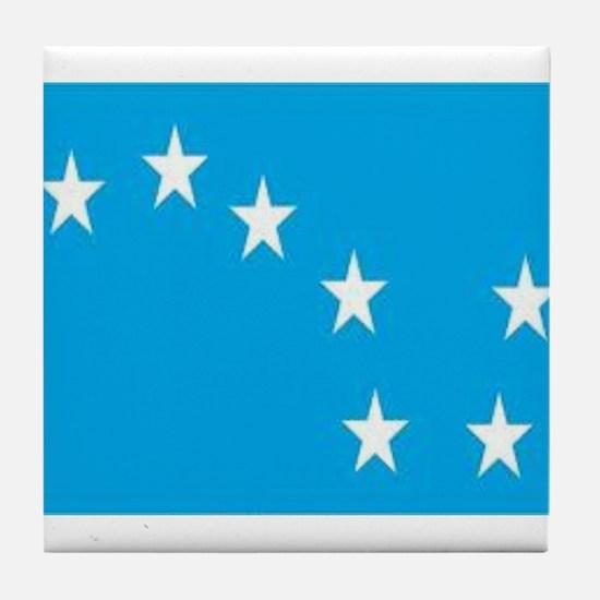 Irish Citizen Army Tile Coaster