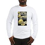L'Absinthe c'est la mort II Long Sleeve T-Shirt
