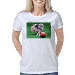 Peach as a Pig Women's Classic T-Shirt