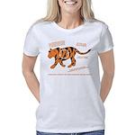 Tiger Facts Women's Classic T-Shirt