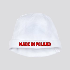 Made In Poland baby hat