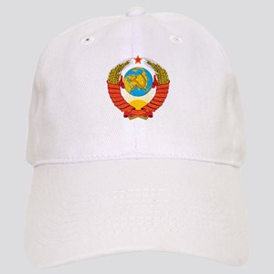 CCCP Coat Of Arms Cap