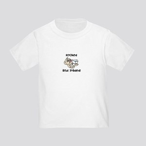 Rocked And Loaded Toddler Shirt T-Shirt