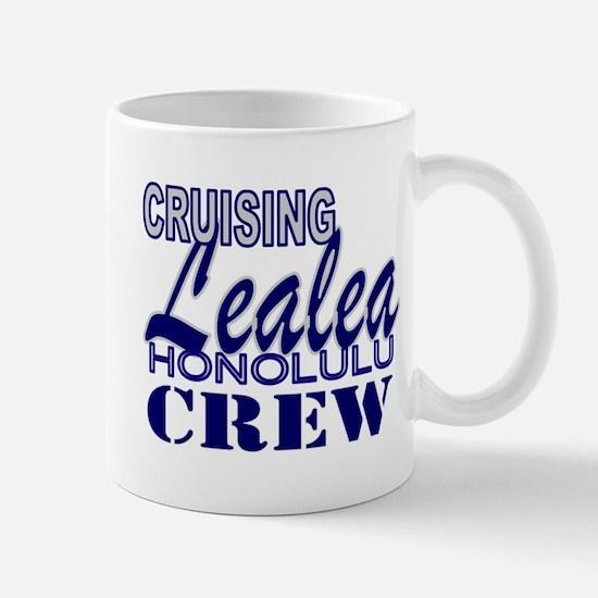 Cruising Lealea Crew Mugs