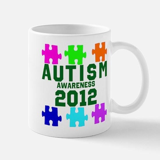 Autism Awareness 2012 Mug