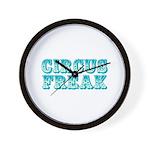 CIRCUS FREAK Wall Clock