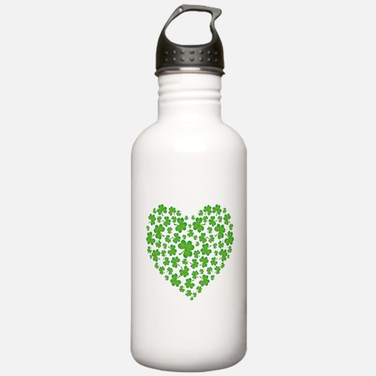 Irish Heart Water Bottle